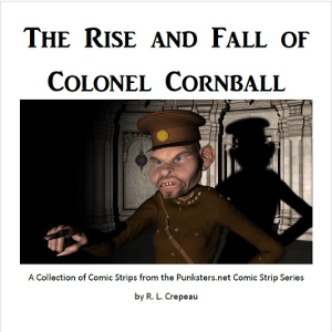 risae and fall of colonel cornball ebook