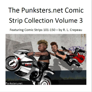 comic strip collection volume 3